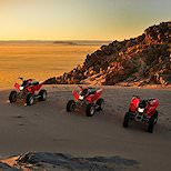 A family-friendly quad-biking adventure in South Africa.