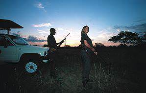 The experienced rangers of Skukuza Rest Camp in the Kruger Park.