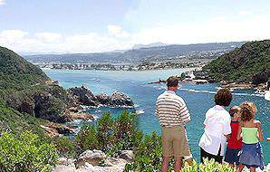 A tour of the Featherbed Nature Reserve on one of the Knysna Heads.