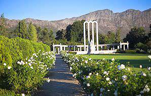 The Huguenot Memorial in Franschhoek.