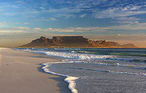 Table Mountain is South Africa's most recognizable natural landmark.