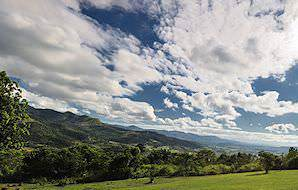 The Ezulwini 'Valley of Heaven' in Swaziland.