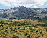The Little Karoo blends rolling valleys with magnificent mountains.
