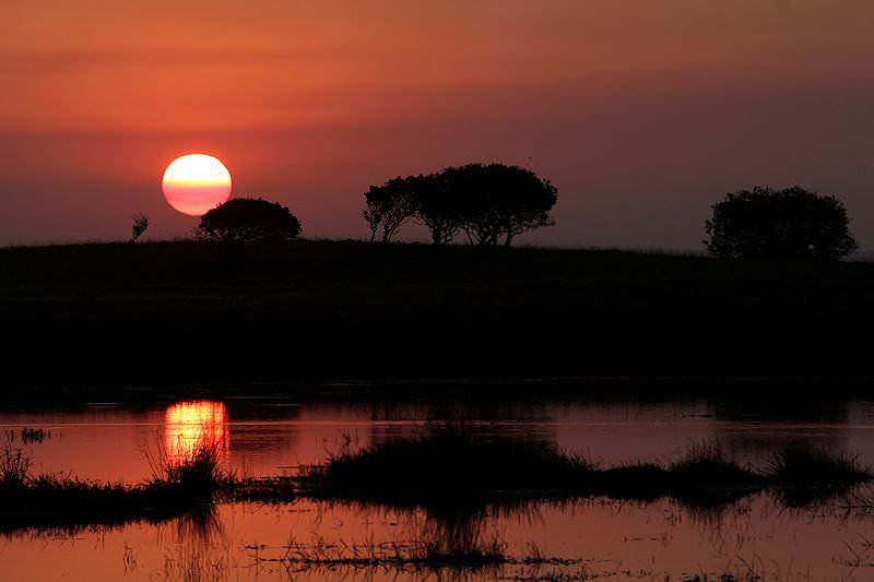 African Scenery Photo Gallery African Sky