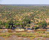 The waters of the Olifants River ebb through the Olifants River Valley.