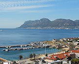 South Africa's naval base is based in Simons Town.