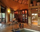 The spa facilities at Arathusa Safari Lodge.