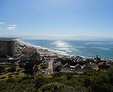Dramatic views of False Bay in the Western Cape.
