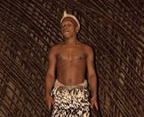 A traditional Zulu demonstration at Shakaland.