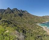 An alternative view of Chapman's Peak Drive.