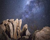 Striking rock formations and night skies in the Kruger National Park.