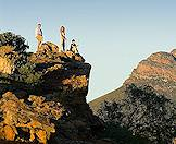 Guests enjoy a guided exploration of the Cederberg.