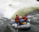 White water raft the Zambezi River for the adventure of a lifetime.