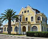 Namibia's German colonial history is still prevalent in much of its architecture.