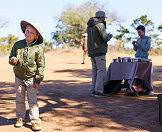 Many safari lodges cater specifically to families.