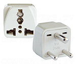 Example of an adaptor plug that can purchased.