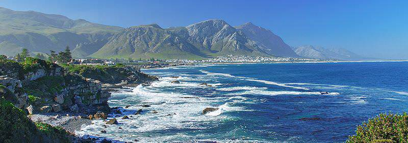 Walker Bay in the coastal Overberg of the Western Cape in South Africa.