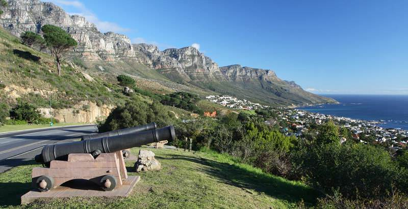 Camps Bay may be visited during your five day tour of Cape Town.