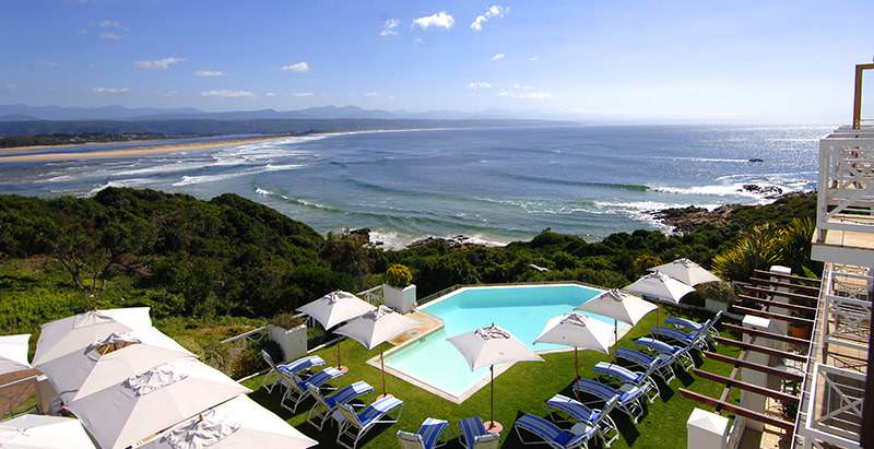 The Plettenberg Park Hotel provides luxury accommodation during the 18 Day Ultimate African Honeymoon.