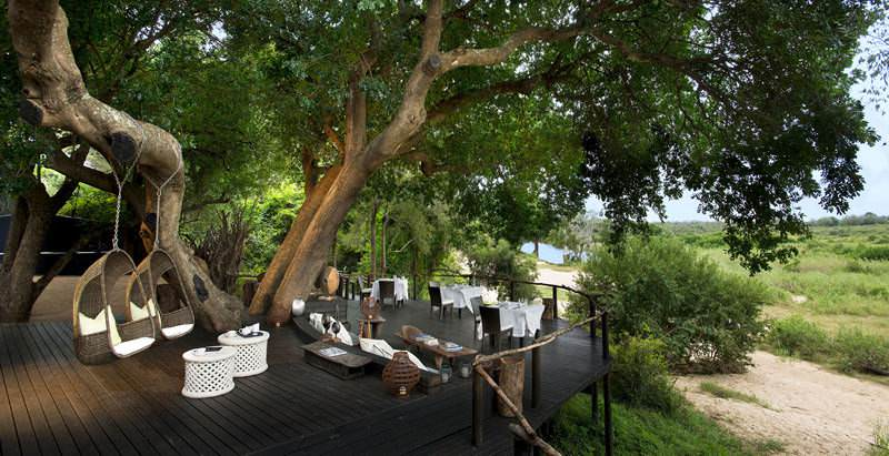 Lion Sands Ivory Lodge offers lavish accommodation during the 5 Day Best of the Sabi Sand Safari.