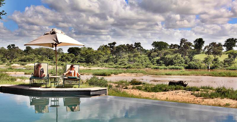 Indulge in the ultimate luxury accommodation during the 7 Day Two Sabi Sand Lodges Safari.