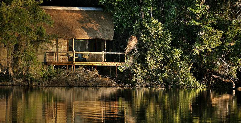 Experience safari camps immersed in the wilderness during the 9 Day Highlights of Botswana Safari.