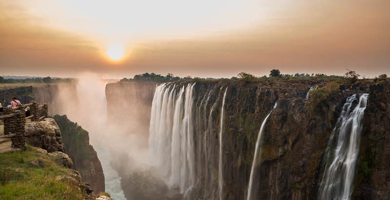 The 4 Day Victoria Falls Safari focuses on this natural world wonder.