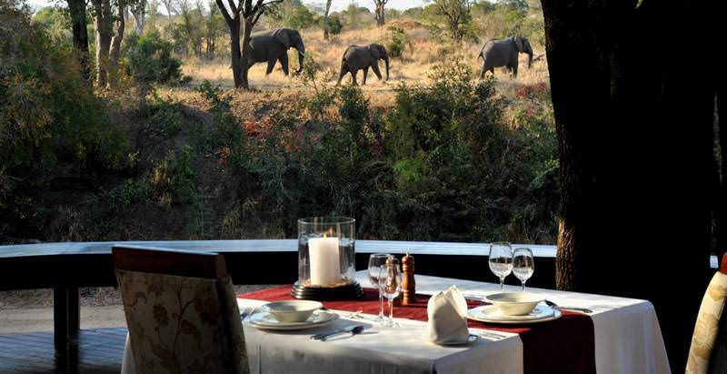 Imbali Safari Lodge in Kruger rounds off the memorable 5 Day Magical Mpumalanga Tour.
