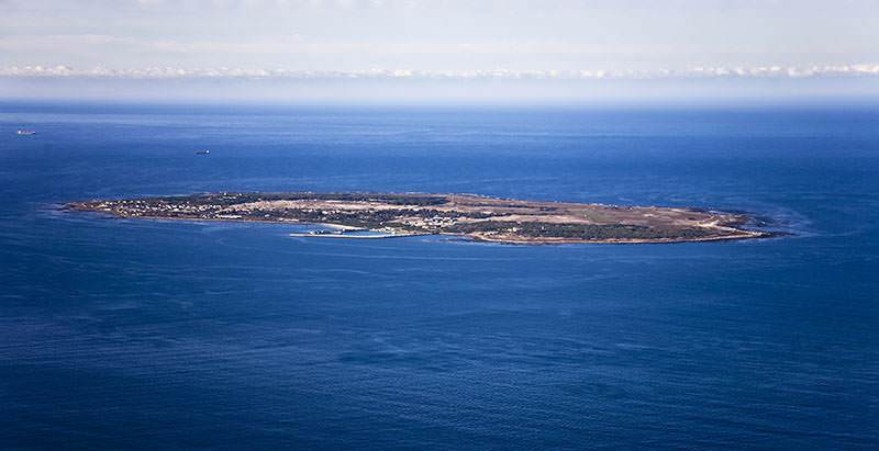 Robben Island forms the focus of the 1 Day Robben Island and Cape Town City Tour.