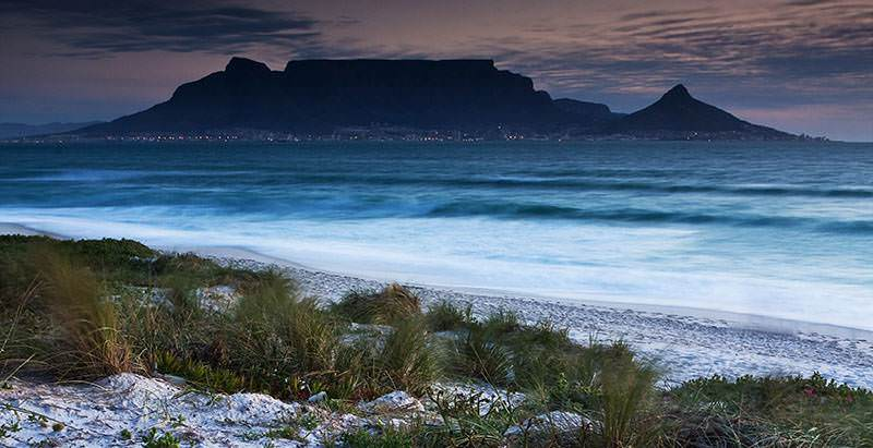 Table Mountain is the focus of the 1 Day Table Mountain and Kirstenbosch Tour.