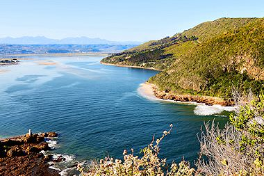 The Garden Route is one of the most popular touring destination in South Africa.